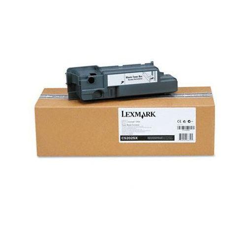 Pojemnik na zużyty toner oryginalny c52025x do  c520 n - darmowa dostawa w 24h wyprodukowany przez Lexmark