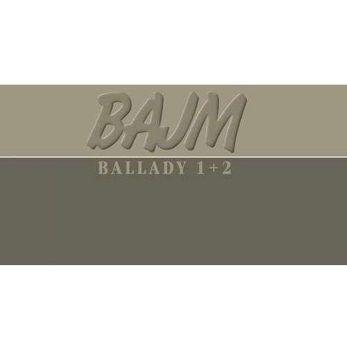 BAJM - BALLADY 1+2 - Album 2 płytowy (CD) (5099926437125)