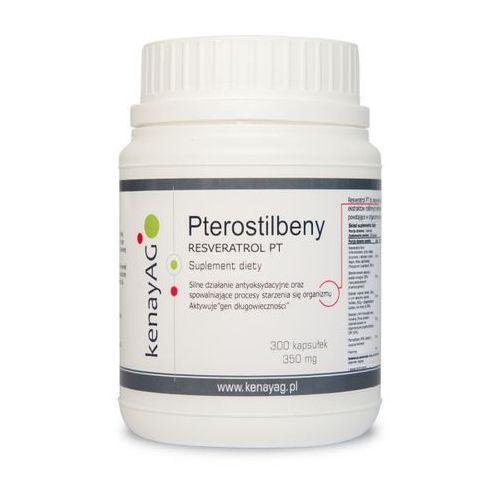 Kapsułki PTEROSTILBENY - Resweratrol PT (300 kapsułek)