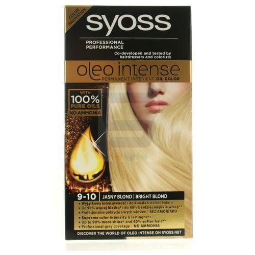 Syoss Oleo Intense Farba do włosów 9-10 jasny blond