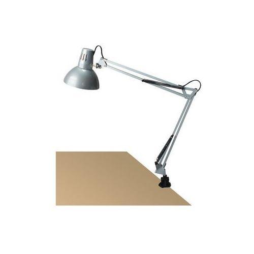 Rabalux Lampa stołowa lampka biurkowa arno 1x60w e27 srebrny 4216 (5998250342160)