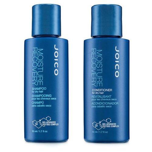 Joico Moisture Recovery | Minizestaw do włosów suchych: szampon 50ml + odżywka 50ml