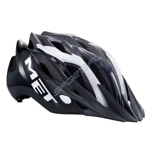Met Kask crossover unisize czarno-antracytowy 2013