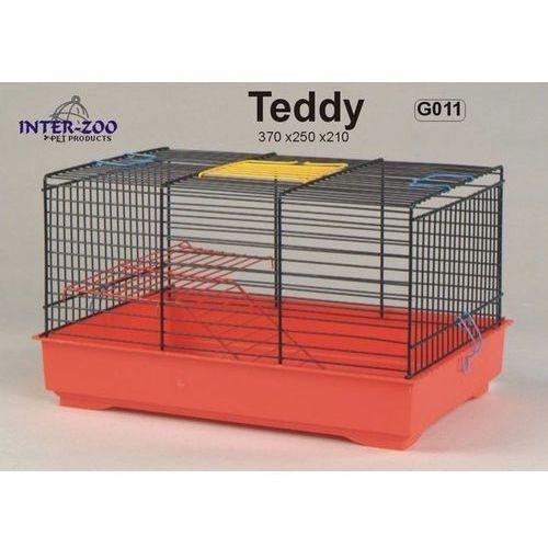 Inter-zoo Teddy G011 klatka dla chomika lub myszki 37x25cm