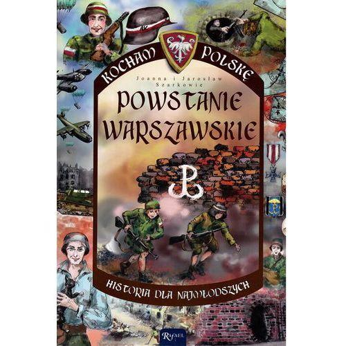 Powstanie warszawskie - Szarko Joanna, Szarko Jarosław (32 str.)