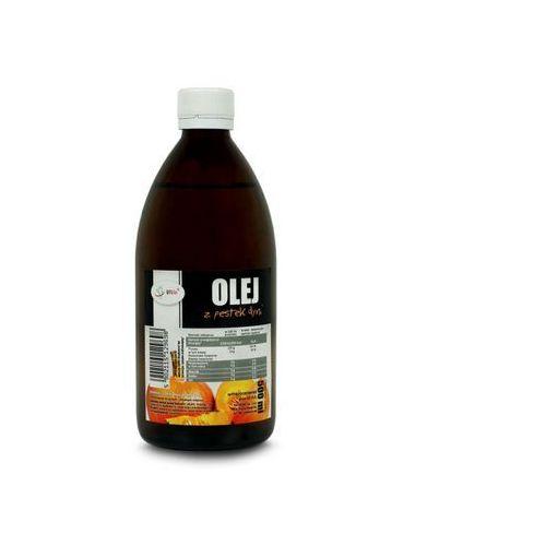 Vivio Olej z pestek dyni zimnotłoczony 500ml