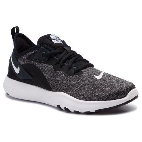 Buty - flex trainer 9 aq7491 002 black/white/anthracite marki Nike
