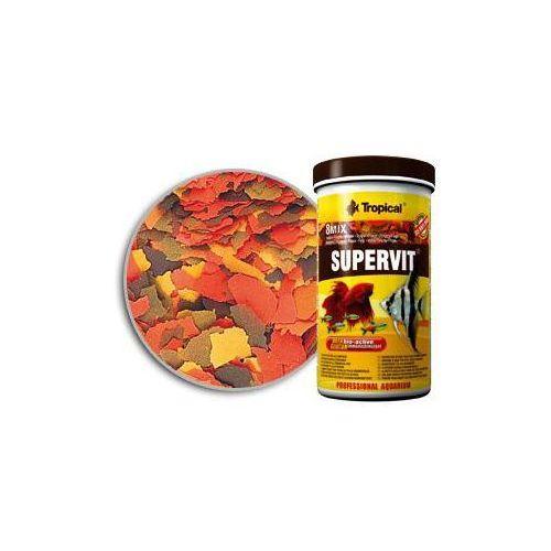 Tropical supervit pokarm dla ryb w płatkach