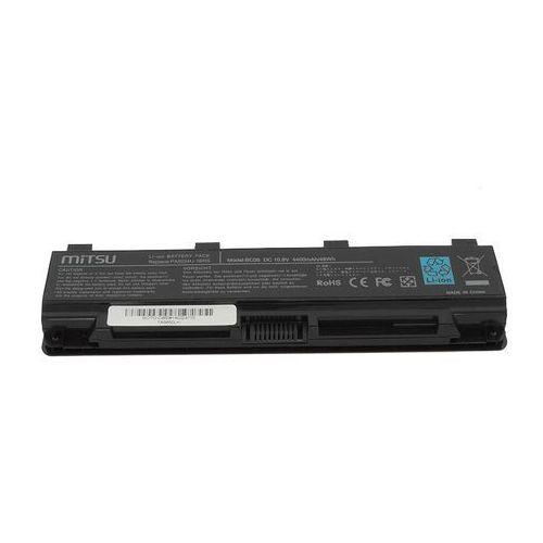 Bateria Mitsu do Toshiba C850, L800, S855, 4400 mAh 10.8 V (BC/TO-C850) Darmowy odbiór w 21 miastach! (5902687184385)