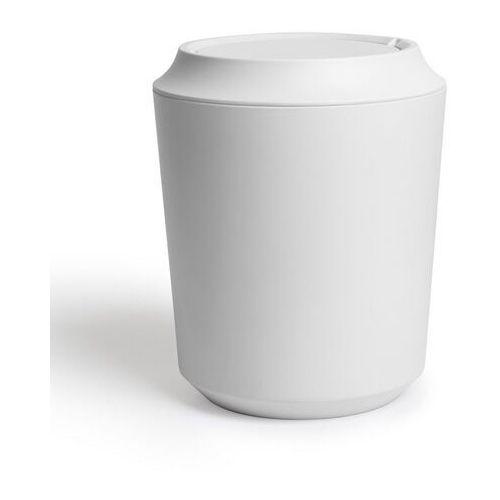 Umbra - kosz na śmieci corsa, biały