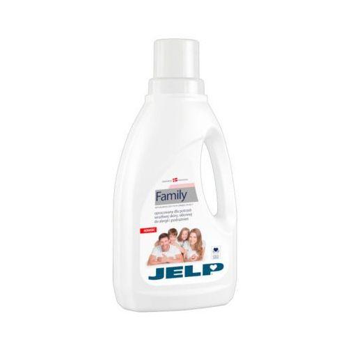 Jelp 2l family hipoalergiczny płyn zmiękczający (25 prań) marki Danlind