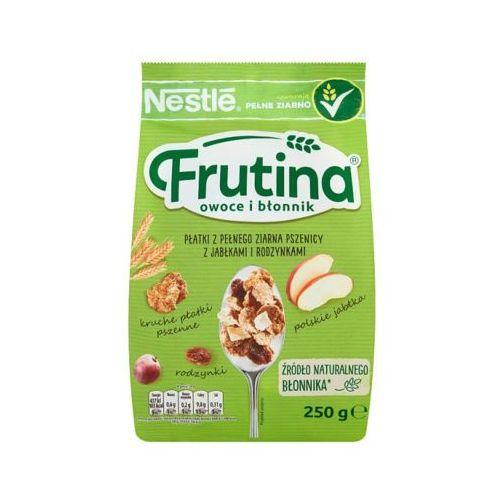 NESTLE 250g Frutina Owoce i Błonnik Płatki śniadaniowe