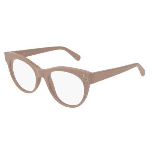 Stella mccartney Okulary korekcyjne sc0103o 005