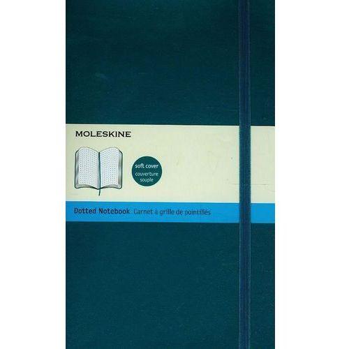 Notes Moleskine Classic L Kropki /Morski/Miękka (9788867323678)