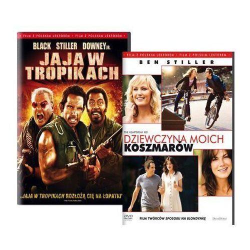 Jaja w tropikach / Dziewczyna moich koszmarów - Bobby Farrelly, Peter Farrelly, Ben Stiller