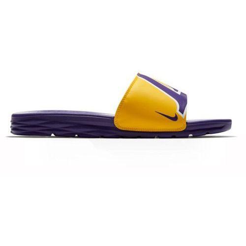 Nike Klapki benassi solarsoft nba - 917551-700