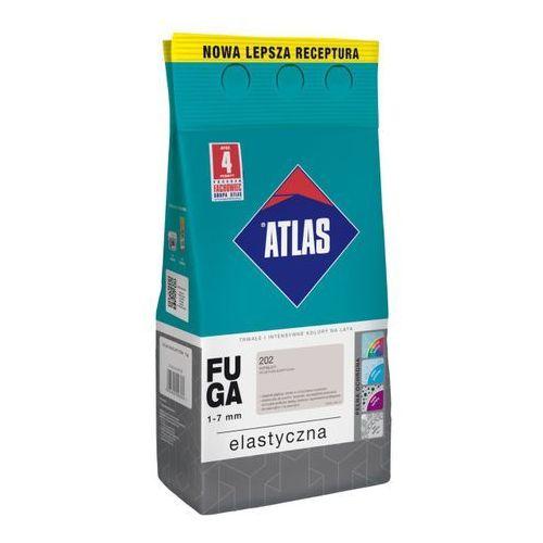 Fuga elastyczna Atlas 5 kg popielata, W-FU001-B0202-AT2B