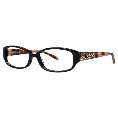 Okulary korekcyjne  evadne blck marki Vera wang
