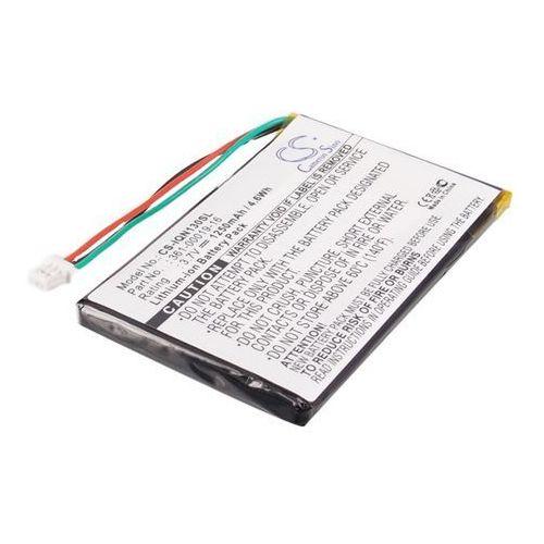 Garmin Nuvi 1300 / 361-00019-16 1250mAh 4.63Wh Li-Polymer 3.7V (Cameron Sino)