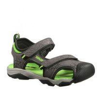 Sandały dziecięce TEVA Kid's Toachi 3 zielony/ khaki/ szary, kolor zielony