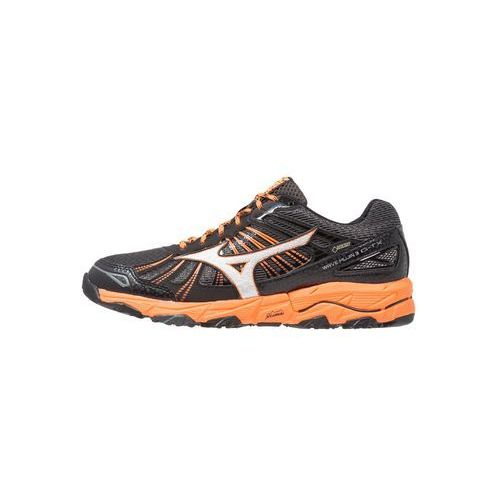 Mizuno WAVE MUJIN 3 GTX Obuwie do biegania Szlak dark shadow/silver/clownfish (5054698183373)