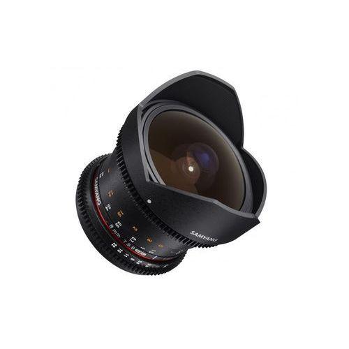 Samyang Obiektyw 8mm t3.8 vdslr mkii (canon)