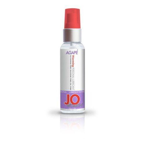 Środek nawilżający rozgrzewający - System JO Women Agape Lubricant Warming 60 ml