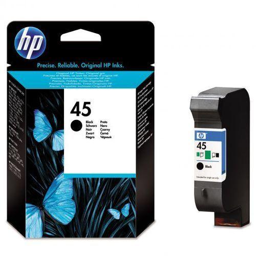 HP tusz Black Nr 45, 45G, 51645G