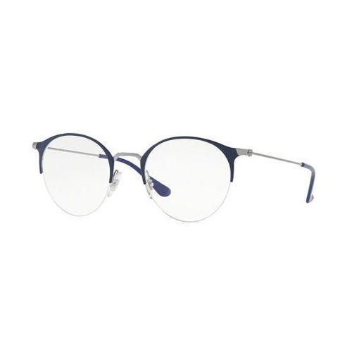 Ray-ban junior Okulary korekcyjne rx3578v 2906