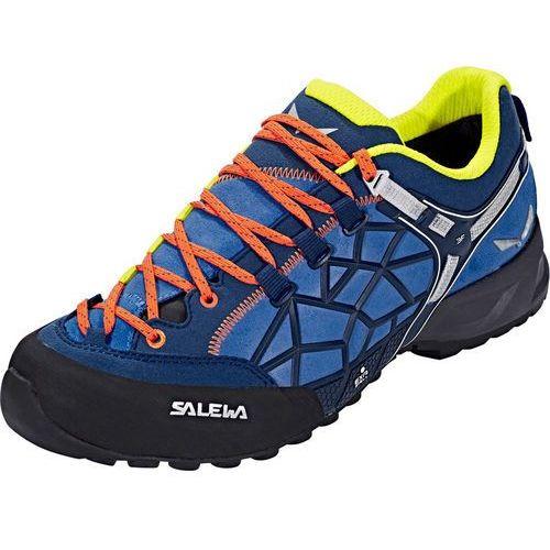 Salewa wildfire pro buty mężczyźni niebieski uk 8 | eu 42 2018 buty podejściowe (4053865788107)