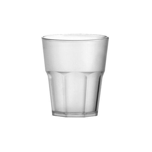 Szklanka z poliwęglanu transparentna