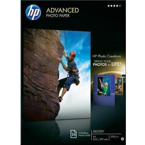 advanced photo glossy a4 25ark q5456a - kurier ups 14pln, paczkomaty, poczta marki Hp