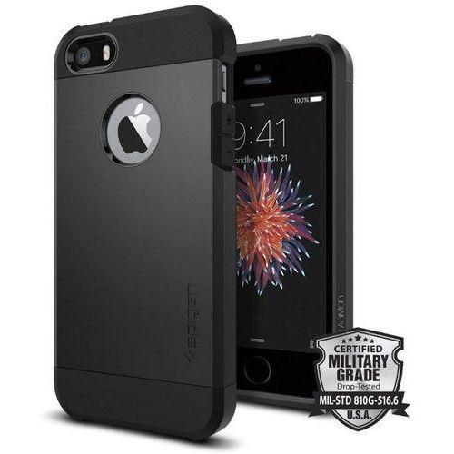 Spigen sgp Etui 10492 iphone 5s/5 czarny + zagwarantuj sobie dostawę jutro!