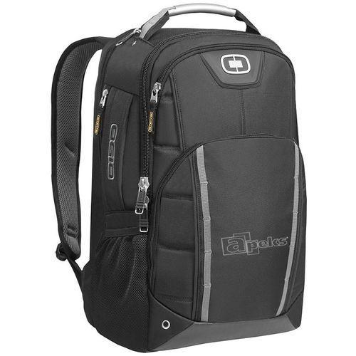 axle plecak miejski na laptopa 16'' / black - black marki Ogio