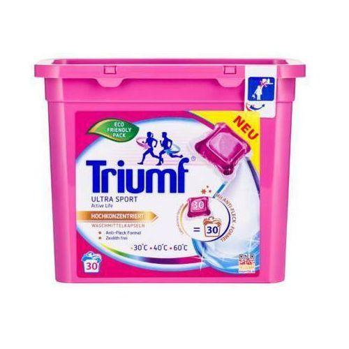TRIUMF 30szt Sport Kapsułki do prania