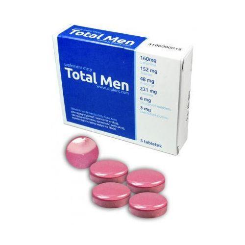 Total Men najmocniejsza formuła na erekcję - 1 tab. - sprawdź w wybranym sklepie
