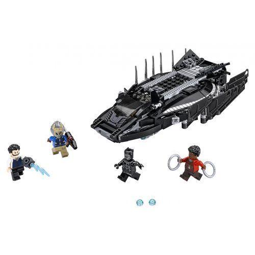 76100 ATAK MYŚLIWCA ROYAL TALON FIGHTER (Royal Talon Fighter Attack) - KLOCKI LEGO SUPER HEROES