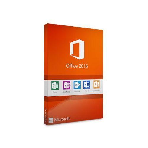 Microsoft Office 2016 Professional 32/64 bit