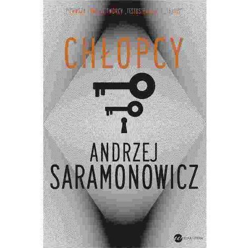 Chłopcy - Dostawa zamówienia do jednej ze 170 księgarni Matras za DARMO, Andrzej Saramonowicz