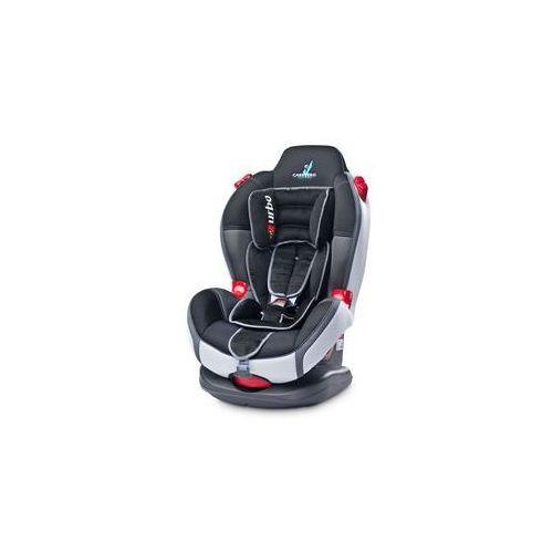 Fotelik samochodowy Sport Turbo 9-25kg Caretero + GRATIS (grafitowy), Sport Turbo graphite