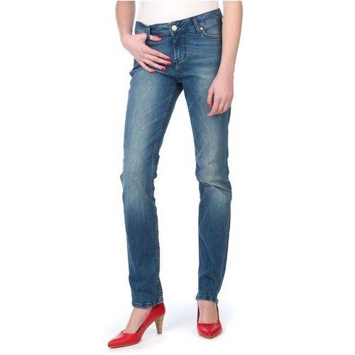 Mustang jeansy damskie Jasmin 30/32 niebieski (4023203080583)