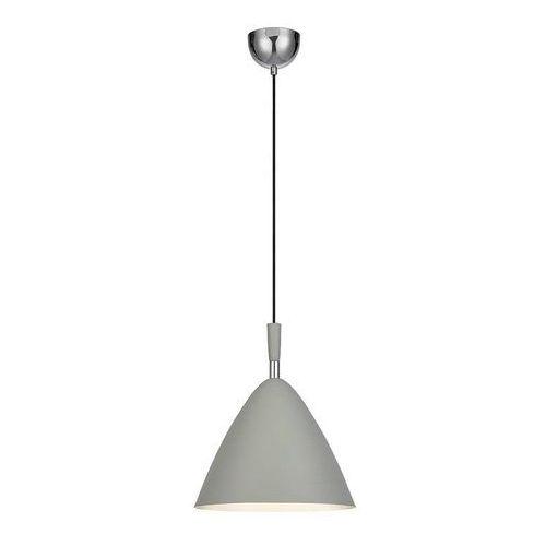 Osteria 107210 lampa wisząca szary/chrom marki Markslojd