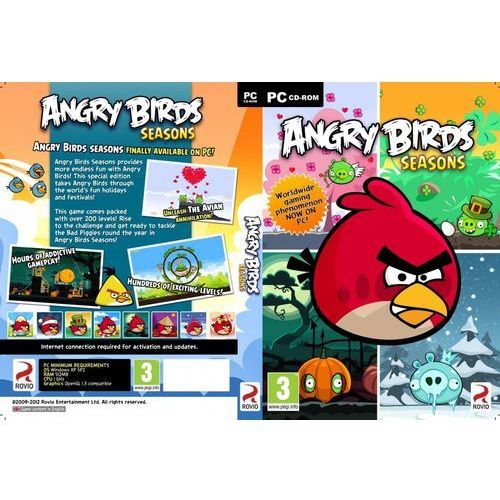 Angry Birds Seasons (PC)