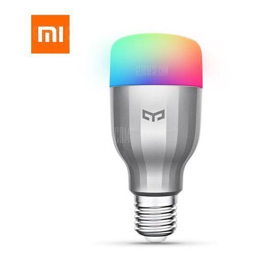 Gearbest Xiaomi yeelight rgbw e27 smart led bulb