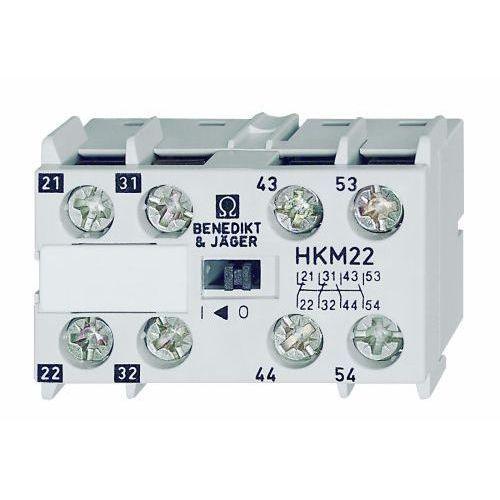 Benedict&jager Hkm40 styki pomocniczy 4z dla k1-09d i k1-12d10