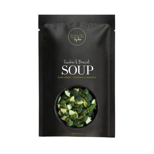 Zupa krem cukinia & brokuł - twój sposób na pyszny, szybki i zdrowy posiłek! - marki Foods by ann