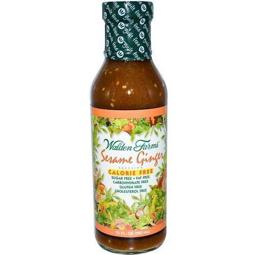 Walden Farms Salad Dressing Sesame Ginger 355ml