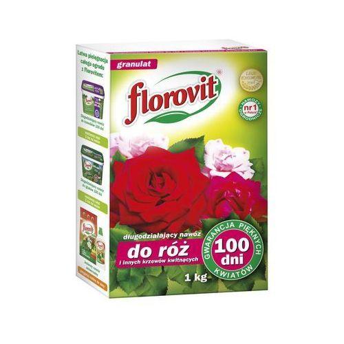 Incoveritas Florovit długodziałający nawóz do róż i krzewów kwitnących 100 dni 1 kg (5900498015492)