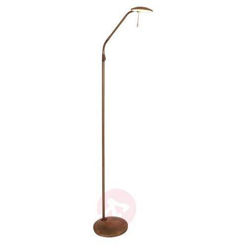 Steinhauer Zenith Lampa Stojąca LED Brązowy, 1-punktowy - Nowoczesny - Obszar wewnętrzny - Zenith - Czas dostawy: od 6-10 dni roboczych