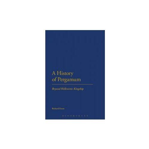 A History of Pergamum, Bloomsbury Professional Ltd